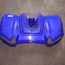 aile arriere complete quad 300 mxu kymco (bleu)