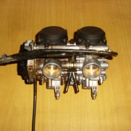 carburateur  kawasaki kfx pieces quad occasion