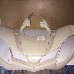 aile avant quad 300 mxu kymco (sable)