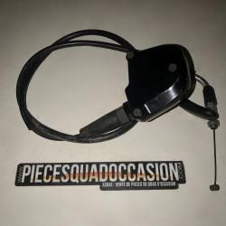 gachette + cable quad 450 ltr suzuki