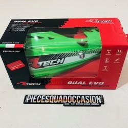 protège main vertigo race tech pour quad & moto ( vert)