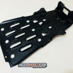 protection arrière de chassis quad 550 et 700 grizzly yamaha
