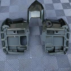 aile avant quad 550 sportman polaris (vert metal)