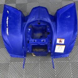 aile arrière quad 350 wolverine yamaha (bleu)