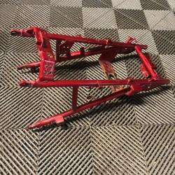 boucle arriere quad 300 baja triton (rouge)