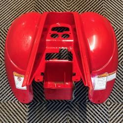 aile arrière quad 40 ixl rascal e-ton (rouge)