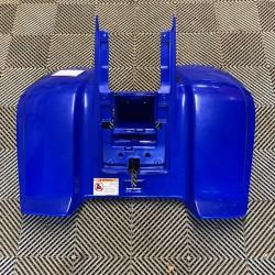aile arrière quad 350 warrior yamaha (bleu)