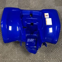 aile arrière quad 125 breeze yamaha (bleu)
