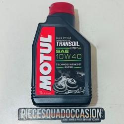huile de boite transoil expert motul