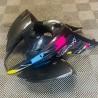 aile avant quad D360R demon masai (noir)